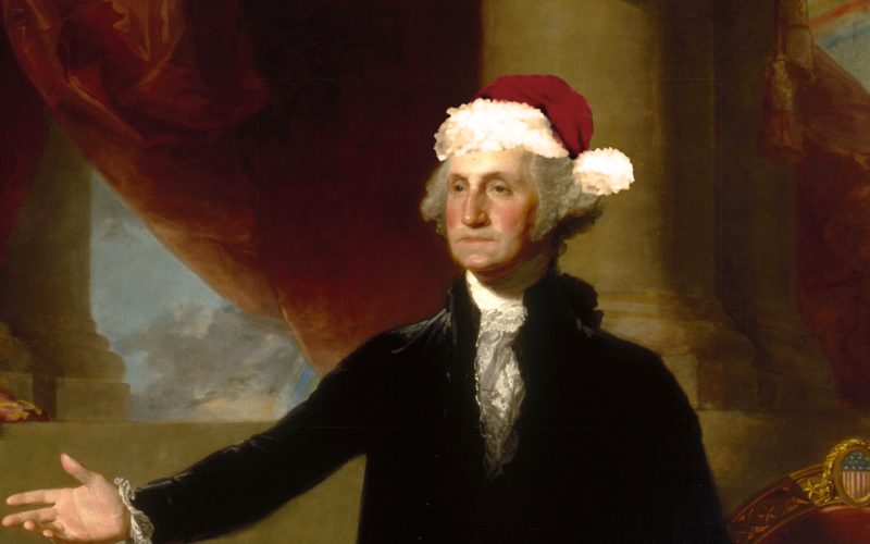 Christmas During the American Revolution