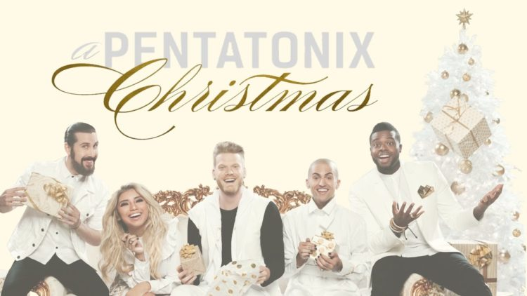 Hallelujah, Pentatonix is Back for Christmas