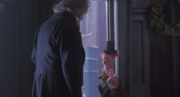 A Muppet Christmas Debate: Did Beaker Flip the Bird?