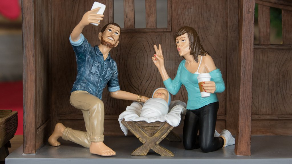 Hipster Nativity is the Worst Idea Ever