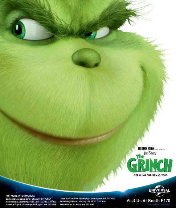 The Grinch Steals Christmas - Christmas Weekly