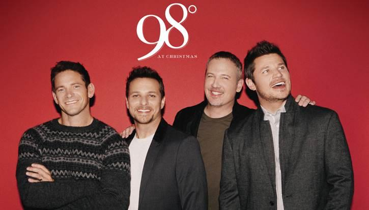 98 Degrees Announces New Christmas Album