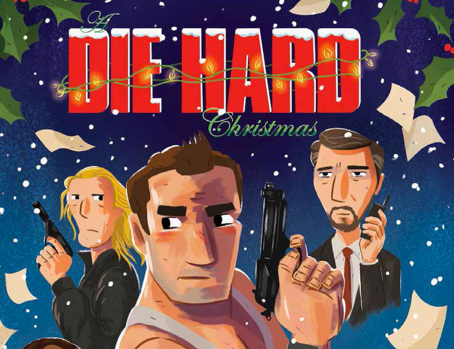 Die Hard, the Christmas Children's Book