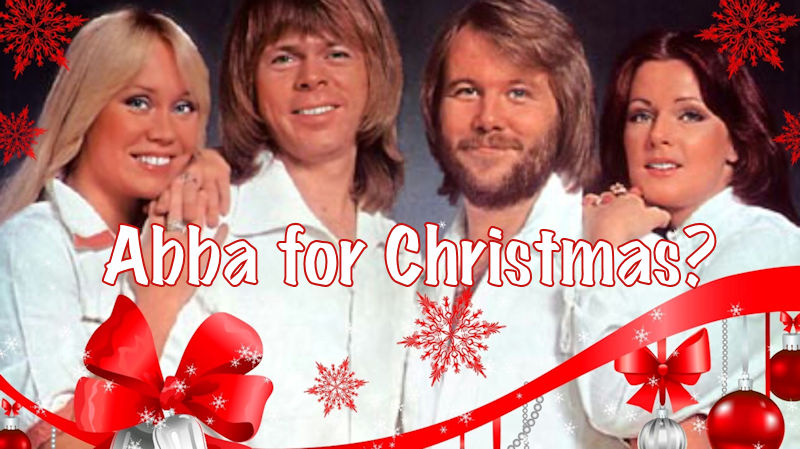 Abba Plans Christmas Return
