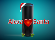 Alexa Believes in Santa Claus