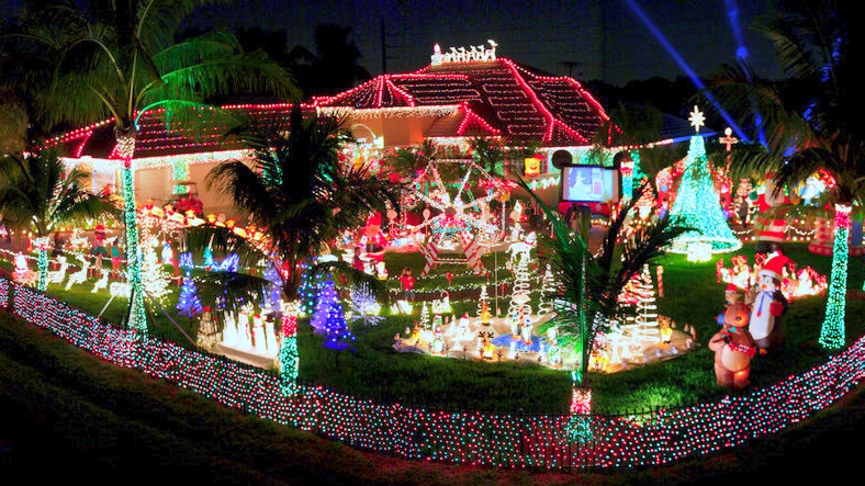 The Christmas Lights Go Out in Florida