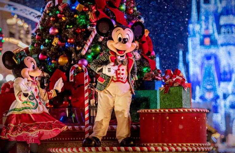 Disney Tokyo Cancels Christmas